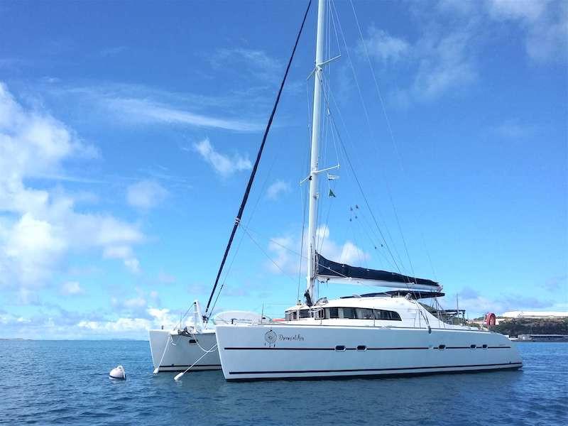 Charter Pet Friendly Catamaran Dreamcatcher