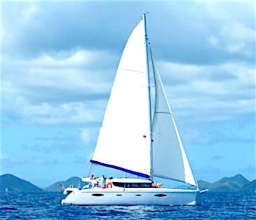 Catamaran Sweetest Thing