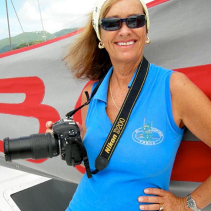 Chef Miranda Hartstone on Yacht Taboo