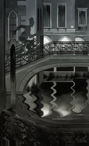 The Venetian Mirror