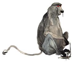 The Ink Monkey