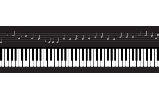 Piano for the Young beginner.