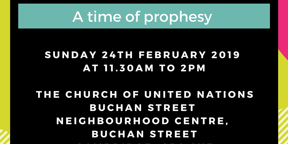 The Prophetic Call