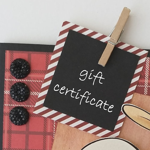 Gift Certificate: 3-day/2-night Retreat