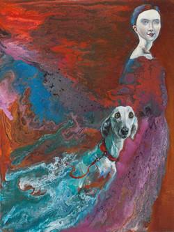 Spanische Windhund / Spanish Greyhound