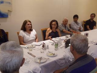 Reunião Diretoria 2017