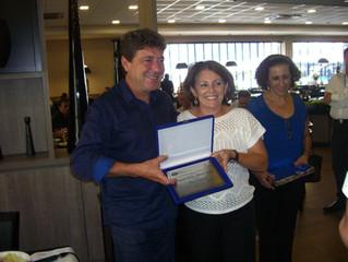 AEASA confere título de Sócio Honorário ao Prefeito Carlos Grana