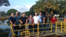 Evento Técnico - Visita Monitorada      ETA - Vila Vitória    e                                  ET