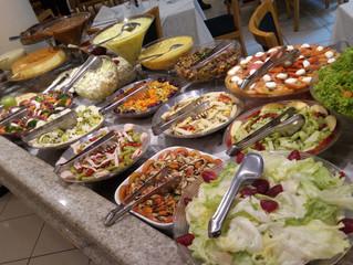 Almoço Dia do Servidor 2016