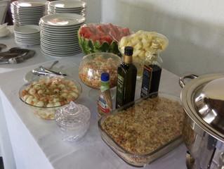 Assembleia e Almoço