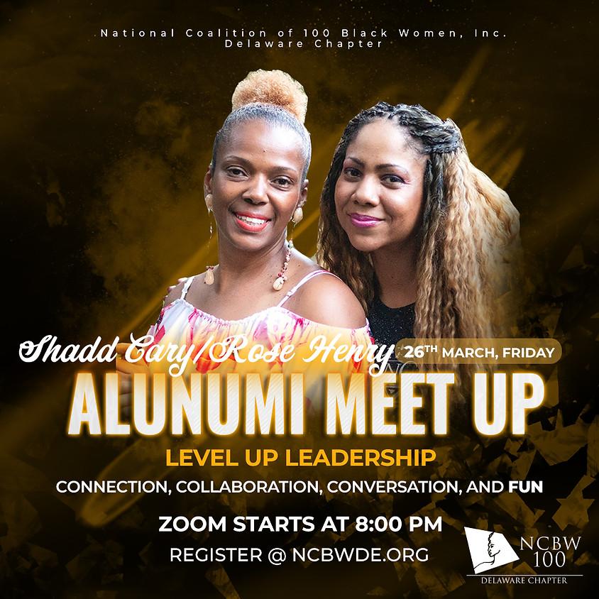 Shadd Cary/ Rose Henry Alumni Meet Up