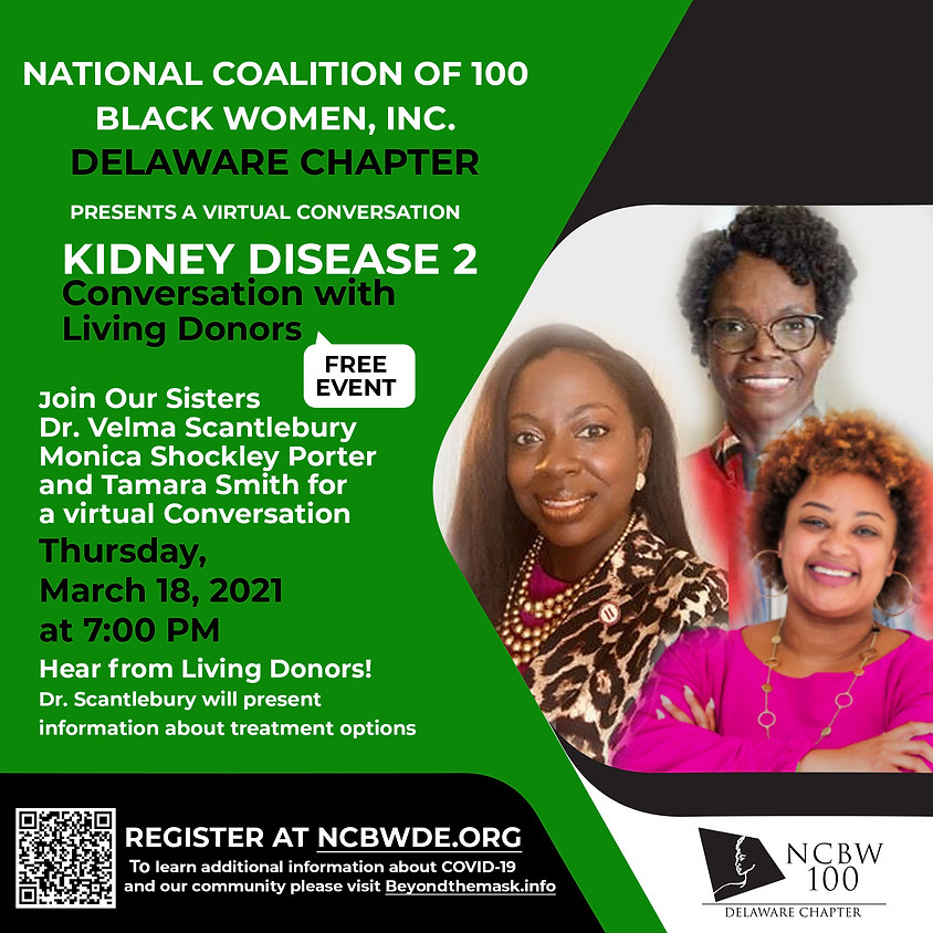 Kidney Disease Part 2: Conversation with Living Donors
