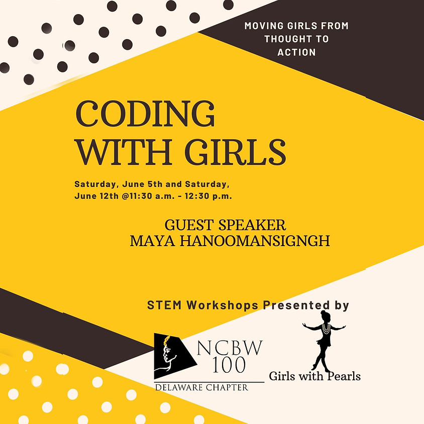 CODING WITH GIRLS