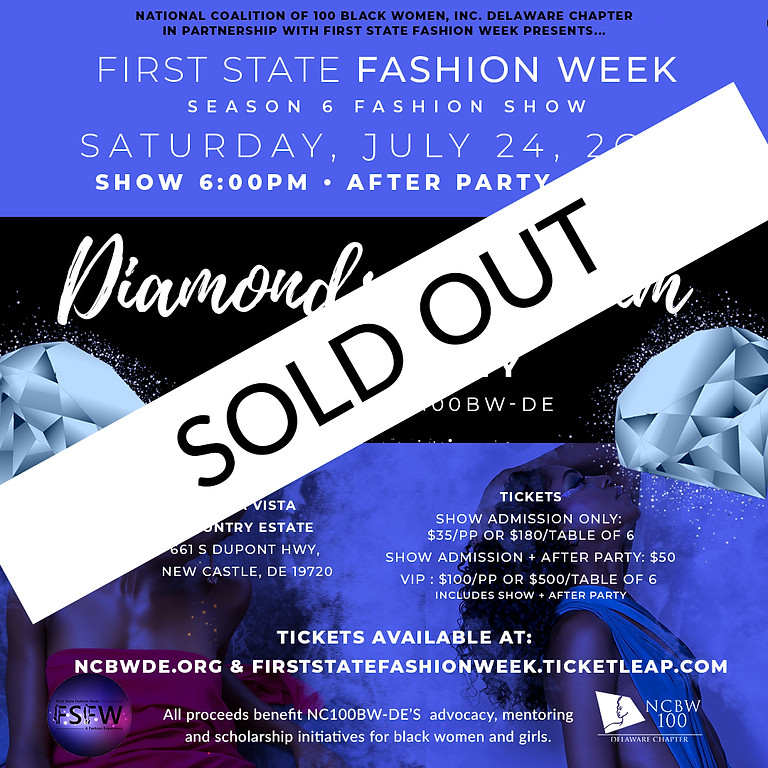 First State Fashion Show Diamonds and Denim After Party