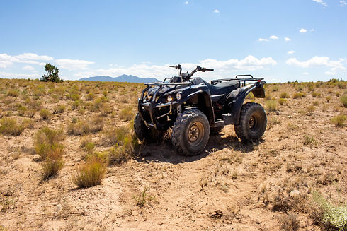 DRR USA's Electric quad EV Stealth