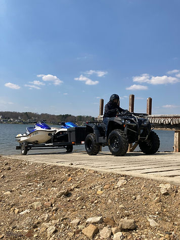DRR USA EV Adventure electric ATV