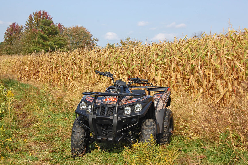 DRR USA EV Safari electric ATV
