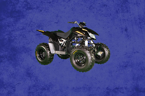 DRR USA EV Lightning Sport electric atv