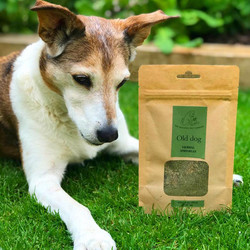 Old Dog herbal remedy supplement