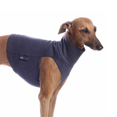 DG Dog Gear Whippet Under Vest Blue