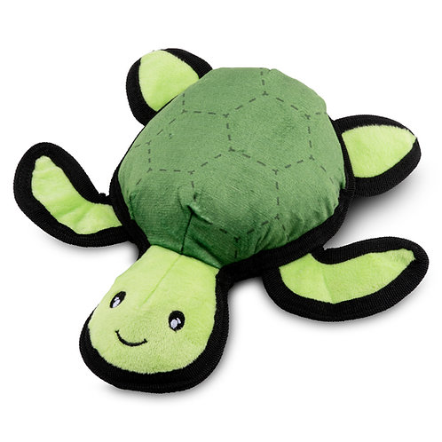 Dog Toys for Greyhounds. Tommy the Turtle.