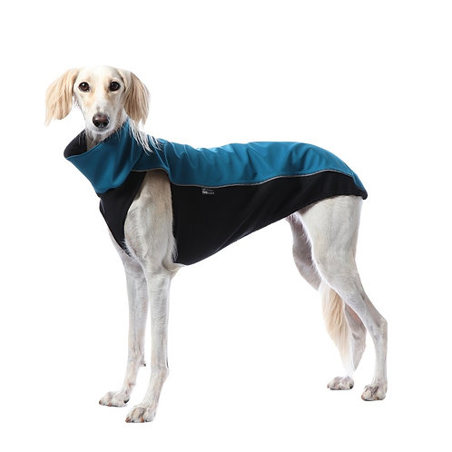 Lurcher Greyhound Saluki Jacket. Sighthound Coats