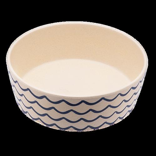 Classic Bamboo Bowl - Ocean Waves
