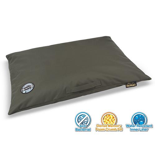 Greyhound Lurcher Hardwearing Large Dog Bed UK