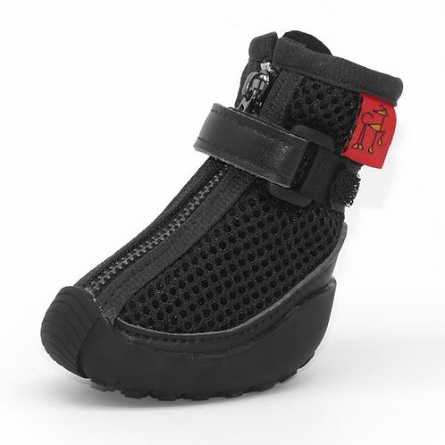 Greyhound Whippet Boots V3 Hunnyboots Black
