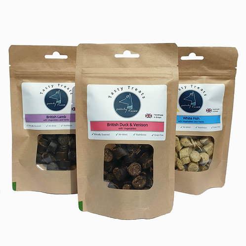 Pointy Faces Quality High Value Dog Treats UK