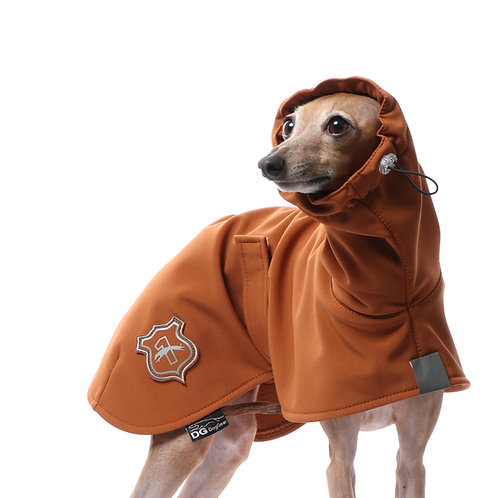 DG Dog Gear Basic Sighthound Raincoat