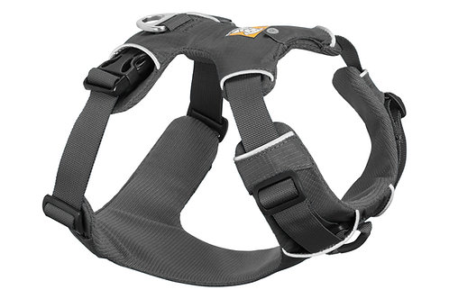 Front Range® Dog Harness in Twilight Grey