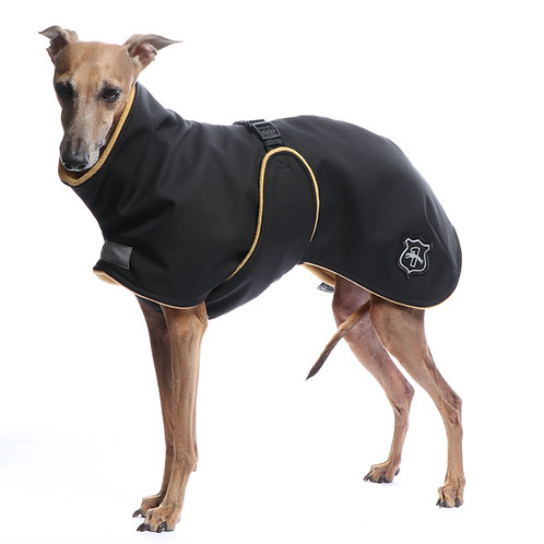 Whippet Coat with Chest Protection