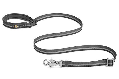 Ruffwear Crag Reflective Dog Lead in Granite Grey