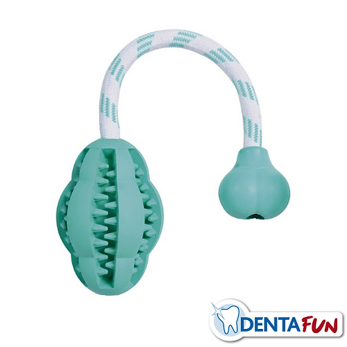 Dental Toys for Dogs. Minty Fresh Dog Tug Toy