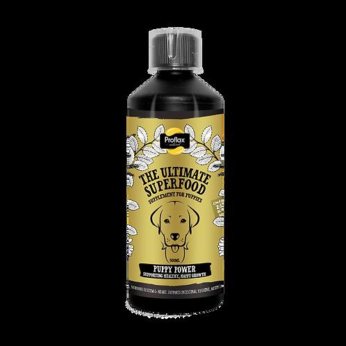 Puppy Power Supplement
