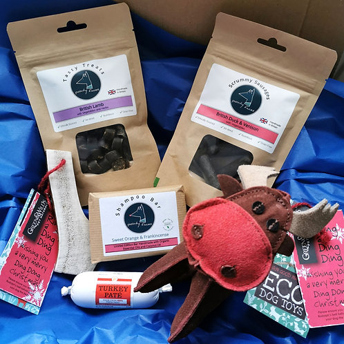 The Ultimate Christmas Gift Box for Dogs