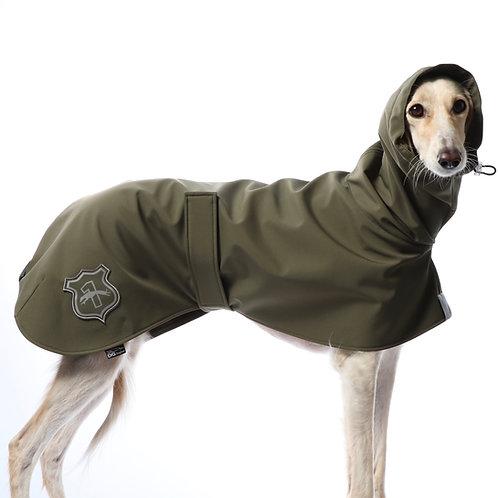 DG Dog Gear Raincoat Lurcher Greyhound
