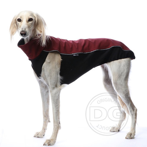 DG Dog Gear Soft Shell Jacket Red