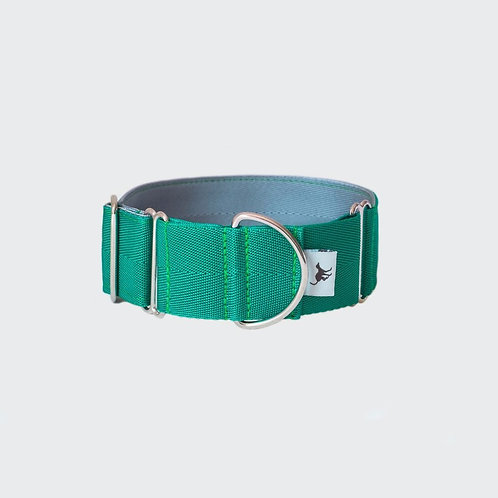 whippet lurcher greyhound collar green. Pointy Faces