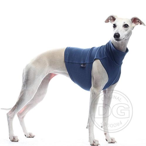 Sighthound Cotton Under Vest in Vintage Blue