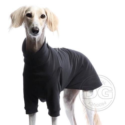 Greyhound Lurcher Saluki Jumper Black