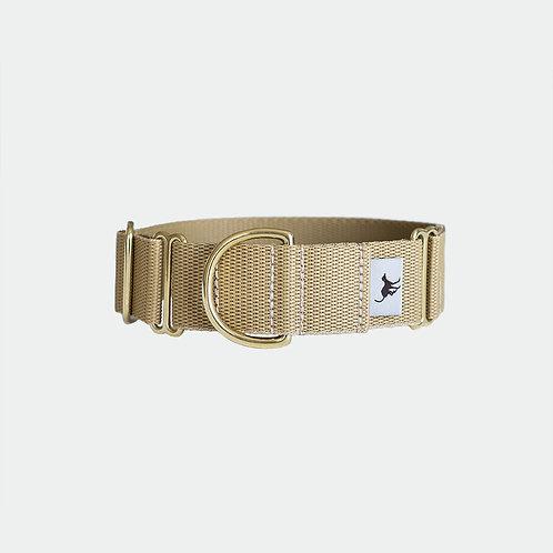 "Atacama 1.5"" Collar in Pale Gold"