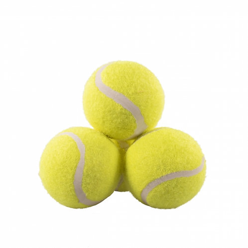 Squeaky Tennis Balls 3pc