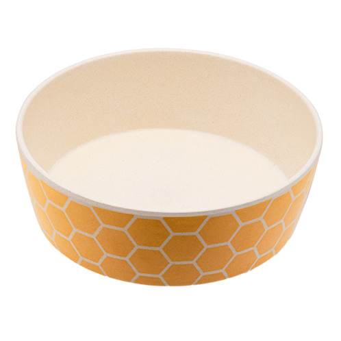 Classic Bamboo Bowl - Honeycomb