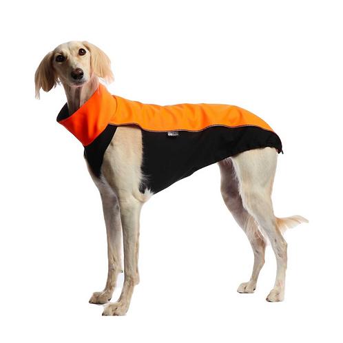 Whippet Lurcher Greyhound High Vis Coat Jacket
