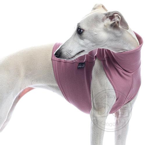 Sighthound Under Vest in Rose