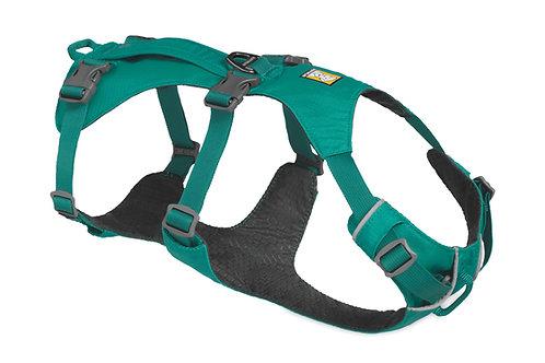Ruffwear Flagline Dog Harness in MELTWATER TEAL