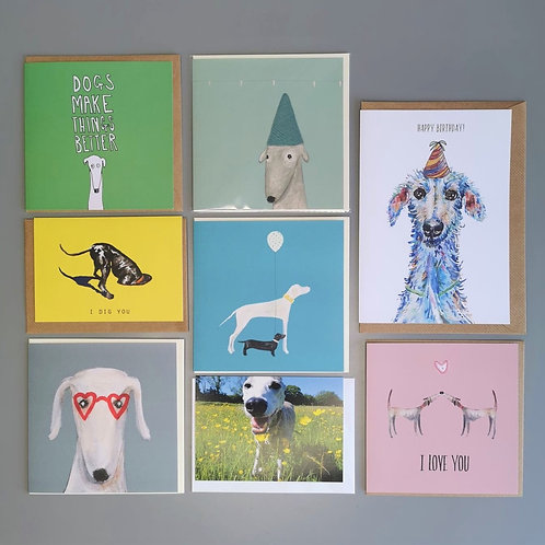 Dog Lovers Greeting Card Bundle