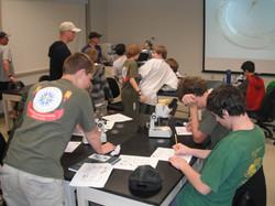 Boy Scout Plankton Lab mh